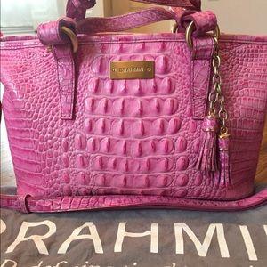 Timeless Ladylike Bright Pink Brahmin